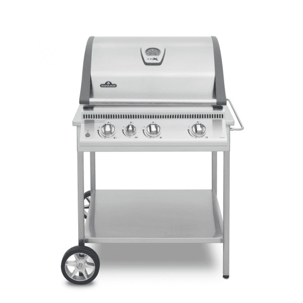 Gasolgrill Topp 5, Basic 8